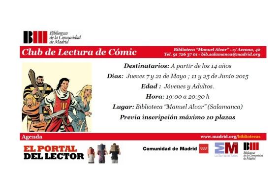 CLUB LECTURA COMIC 2