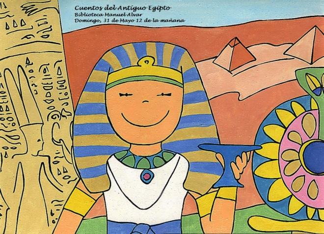 cuentos del antíguo egipto