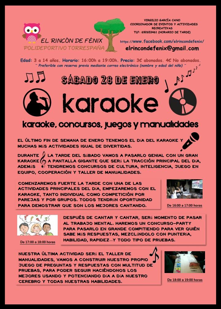 karaokerinconfenix