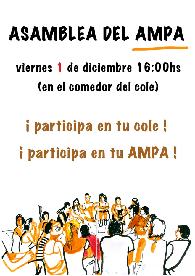 Reunion General AMPA 2017