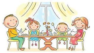 2018-01-08 12_23_51-familia comiendo en la mesa dibujo - Buscar con Google